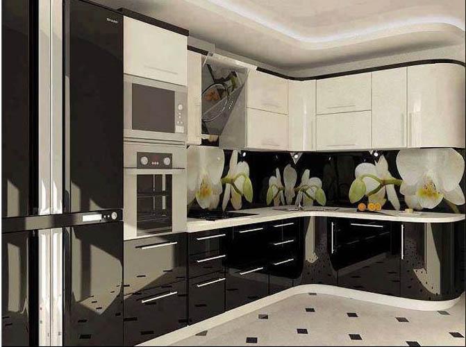 rivestimento cucina resina