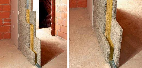 Cartongesso e campi di impiego professionisti al vostro servizio - Isolamenti acustici per pareti interne ...